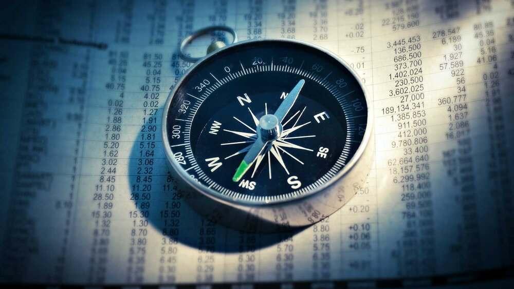 Как появился компас?