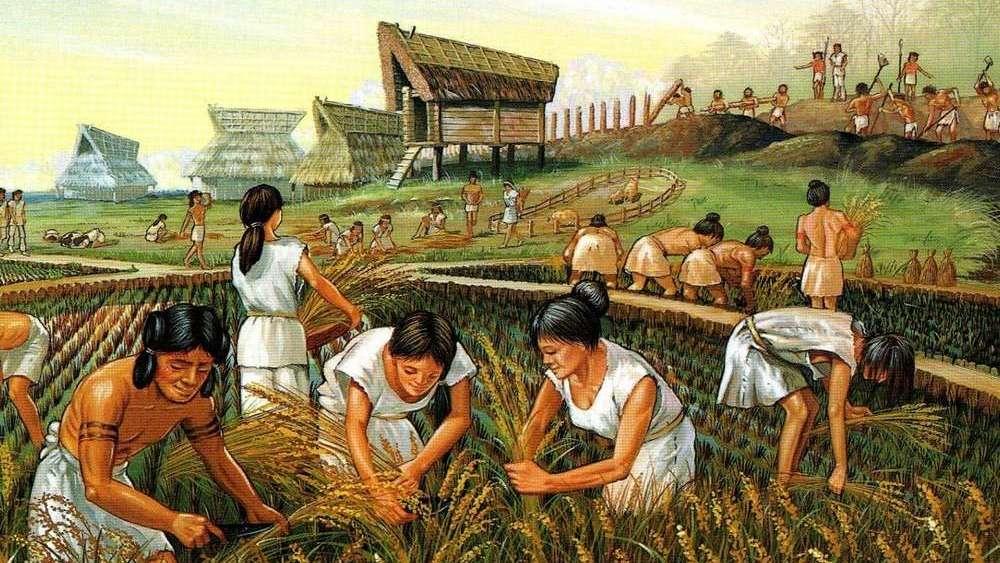 Особенности развития речных цивилизаций