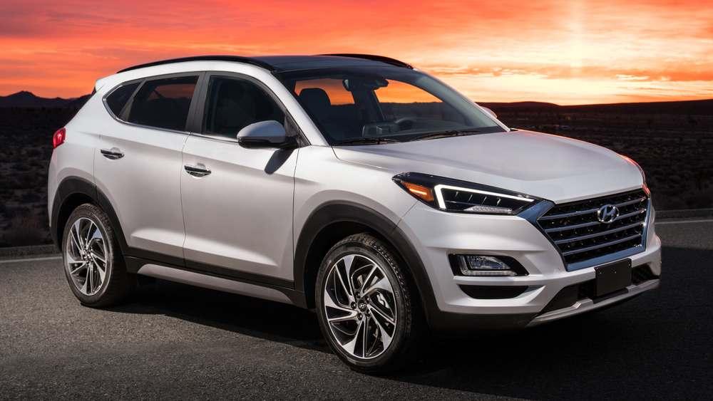 кроссовер Hyundai Tucson