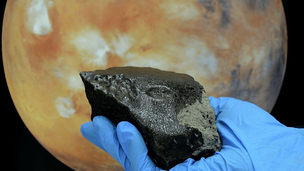 виды метеоритов