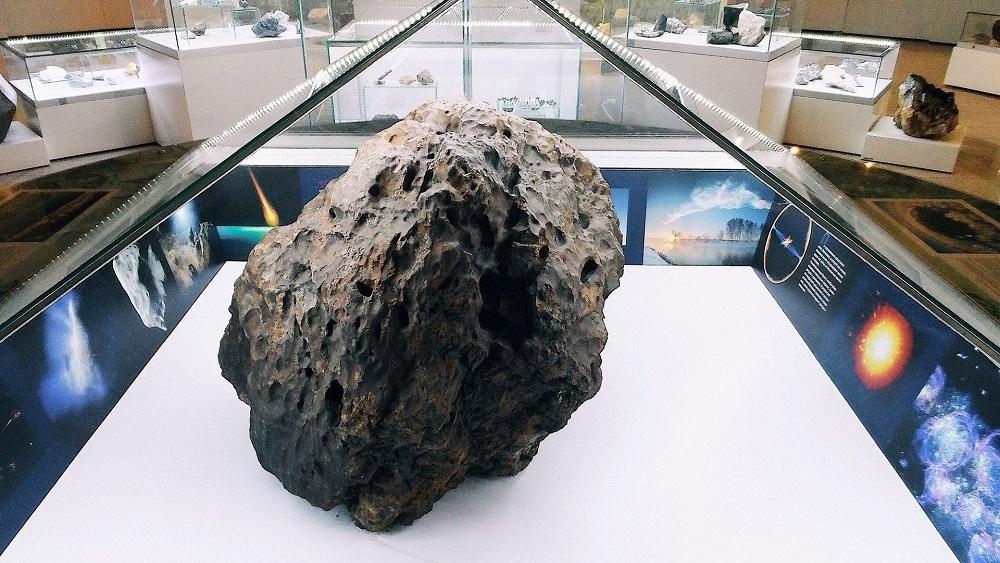 признаки метеорита