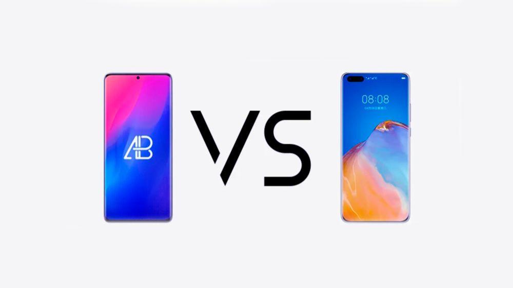 Какой смартфон выбрать Huawei P40 Pro или Samsung S20?