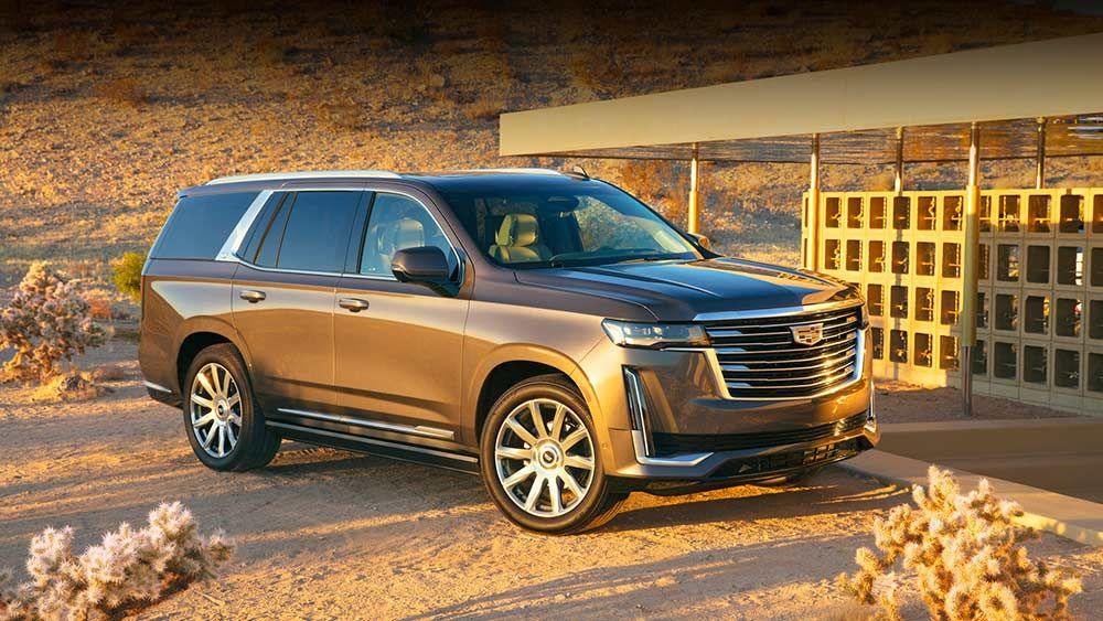 Обновленный люксовый внедорожник от Cadillac – Escalade 2021 года