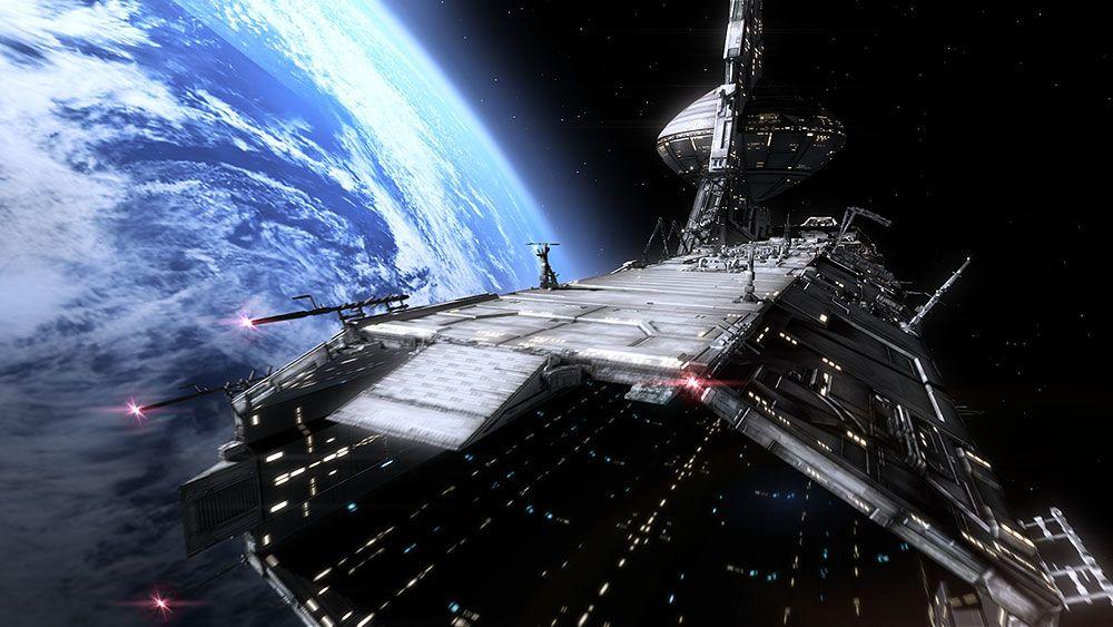 12 лучших фильмов про космические войны