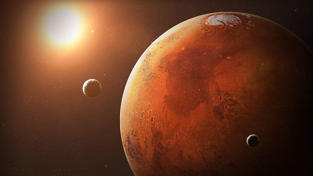 20 фактов о Марсе
