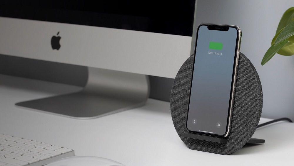 Как устроена беспроводная зарядка для смартфона?