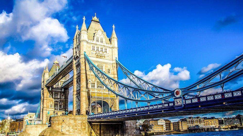 Визитная карточка Лондона – Тауэрский мост