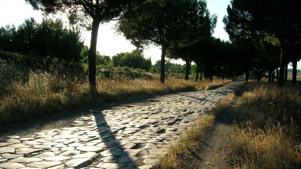 Как выглядит римская дорога в разрезе и сколько их в мире?