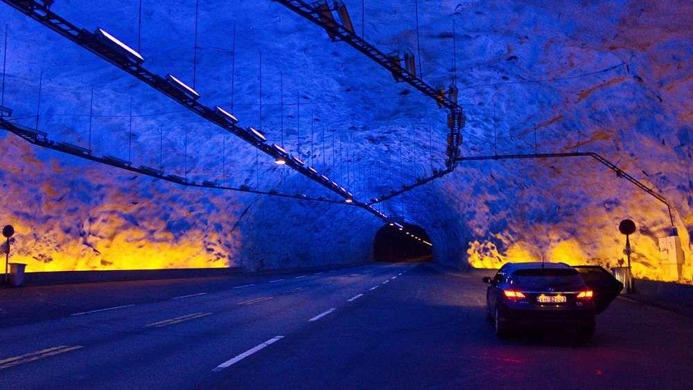 Что известно об Лердальском тоннеле?